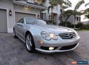 2004 Mercedes-Benz SL-Class Base Convertible 2-Door for Sale