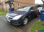 2006 VAUXHALL VECTRA EXCLUSIV CDTI 120 BLUE for Sale
