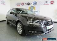 AUDI A3 2.0 SPORTBACK TDI SPORT 2012 Diesel Automatic in Grey for Sale