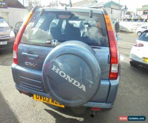 Classic Honda CR-V 2.0 i-VTEC SE Sport for Sale