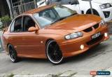Classic 2000 Holden Commodore VX SS Manual 6sp M Sedan for Sale