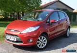 Classic Ford Fiesta 1.4 2009MY Zetec for Sale