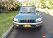 TOYOTA RAV 4 1996 AUTOMATIC for Sale
