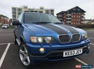 BMW X5 4.6 is 5dr sport for Sale