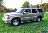 Classic Cadillac : Escalade for Sale