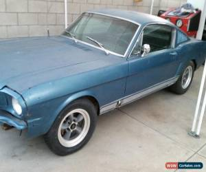 Classic 1965 Ford Mustang Fastback GT for Sale