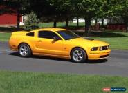 2007 Ford Mustang gt coupe for Sale