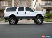 Ford: Excursion XLT for Sale