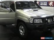 2010 Nissan Patrol ST 4x4 Wagon NOPL018 for Sale