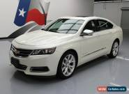 2014 Chevrolet Impala LTZ Sedan 4-Door for Sale