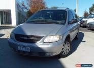 2004 CHRYSLER GRAND VOYAGER LIMITED VAN AUTO for Sale