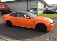 BMW M3 4.0 V8 GTS Orange 2007 for Sale