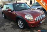 Classic Mini Hatch Cooper 3dr PETROL MANUAL 2007/07 for Sale