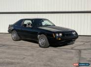 Ford: Mustang Turbo GT for Sale