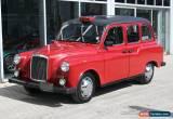 Classic Austin: LTI FX4 Fairway London Taxi Cab for Sale