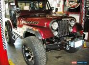 1978 Jeep CJ for Sale