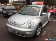 2005 Volkswagen Beetle 1.6 3dr 3 door Hatchback  for Sale