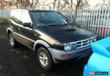 Classic 1997 FORD MAVERICK GLS 2.4I SWB GREY 4x4 Export ? for Sale