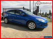 2013 Ford Focus LW MKII Ambiente Hatchback 5dr PwrShift 6sp, 1.6i Blue A for Sale