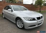 2005 BMW 320I SE SILVER PETROL MANUAL 3 SERIES for Sale