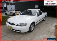 2005 Ford Falcon BA Mk II XL Ute Super Cab 2dr Auto 4sp, 768kg 4.0Gi (Col) A for Sale