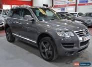 2009 09 VOLKSWAGEN TOUAREG 3.0 V6 ALTITUDE TDI 5D AUTO 221 BHP DIESEL for Sale
