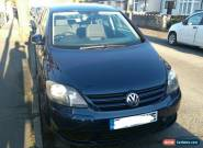 Volkswagen Golf Plus 1.6 FSI SE 5dr for Sale