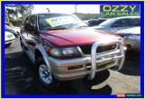 Classic 1999 Mitsubishi Challenger PA (4x4) Maroon Automatic 4sp A Wagon for Sale