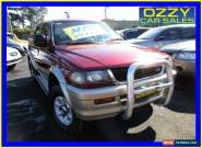 1999 Mitsubishi Challenger PA (4x4) Maroon Automatic 4sp A Wagon for Sale