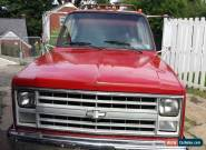 1988 Chevrolet Other Pickups Custom Deluxe Cab & Chassis 2-Door for Sale