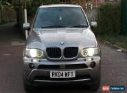 BMW X5 SPORT e53 2004 4.4l V8 (LPG) for Sale