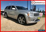 Classic 2006 Jeep Grand Cherokee WH SRT-8 WAGON 5DR AUTO 5SP 4X4 6.1I (MY2006) Silver A for Sale