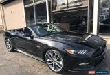 Classic 2016 Ford Mustang 2dr Convertible GT Premium for Sale