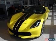 2016 Chevrolet Corvette Stingray Coupe 2-Door for Sale