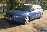 Classic Audi A4 Avant 1.9TDI 130 5sp Sport for Sale