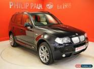 2009 BMW X3 2.0 20d Sport xDrive 5dr for Sale
