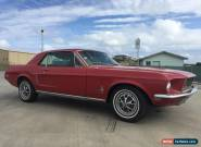 Ford Mustang 1968 - RUNS AND DRIVES - not falcon camaro chev pontiac harley for Sale