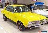 Classic 1970 Holden Torana LC GTR XU-1 Yellow Manual 4sp M Sedan for Sale