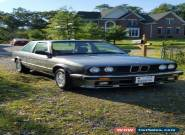1987 BMW 3-Series Base Coupe 2-Door for Sale