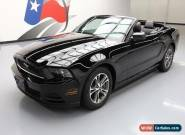 2014 Ford Mustang Base Convertible 2-Door for Sale