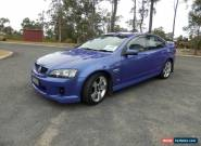 Holden Commodore SS (2007) 4D Sedan Automatic (6L - Multi Point F/INJ) 5 Seats for Sale