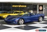 Classic 2005 Chevrolet Corvette Base Convertible 2-Door for Sale