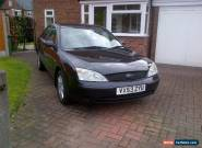 2003 (53) FORD MONDEO GRAPHITE 1.8 PETROL - MOT'd 27th October 2017 - 78500miles for Sale