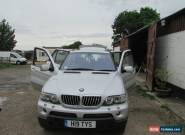 2006 BMW X5 SPORT D AUTO SILVER for Sale