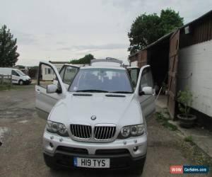 Classic 2006 BMW X5 SPORT D AUTO SILVER for Sale