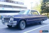 Classic 1964 Chevrolet Impala for Sale