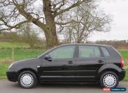 Volkswagen Polo 1.4 ( 75bhp ) auto 2003MY S for Sale