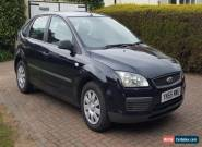 2005 FORD FOCUS STUDIO 1.6 TDCI DARK BLUE BARGAIN for Sale