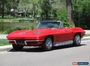 1963 Chevrolet Corvette Base Convertible 2-Door for Sale