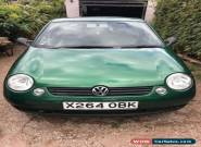 VW LUPO 1.4 Green 2 owners low mileage  for Sale
